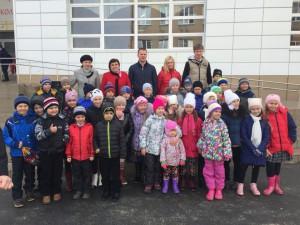 7 апреля 2016 года в МБОУ «СОШ №116 г.Челябинска прошел день ГТО в рамках акции «За здоровый образ жизни»