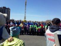 Традиционная легкоатлетическая эстафета на приз Героя Советского Союза Ибрагима Газизулина