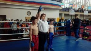 Чемпионат и Первенство России по кикбоксингу в разделе «фулл-контакт»