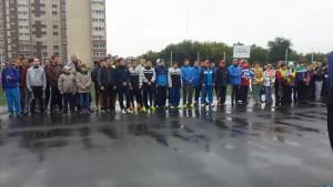 9 сентября 2017 года состоялся спортивный праздник  «Наш спортивный Советский район» .