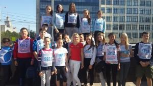 Всероссийский день бега «Кросс нации» 16 сентября 2017 года