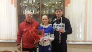 С 19 по 23 сентября 2017 года проходил Открытый Областной турнир по боксу посвященный Дню города Челябинска среди женщин 1998-1977, юниорок 1999-2000 и девушек 2001-2002 годов рождения.