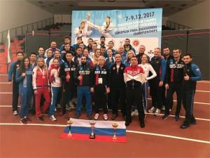Чемпионат Европы и Мира по тхэквондо ВТФ