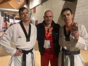 международный турнир по олимпийскому тхэквондо Dutch Open в Нидерландах.