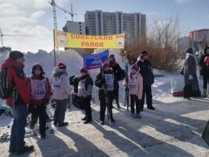 10 марта 2018 года прошел Всероссийский забег «Лыжня России»