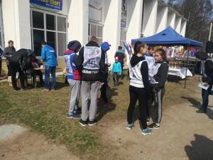 Спортивное мероприятие по ориентированию «Азимут» 19 мая 2018г.