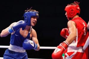 Серебро Первенства мира по боксу 2018