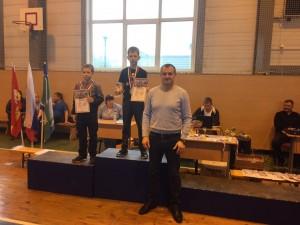 Успешное выступление на турнире «Звезда файтера» по кикбоксингу, г.Кыштым.