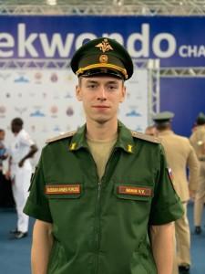 Чемпионат Мира среди военнослужающих, Бразилия г.Рио-де-Жанейро.