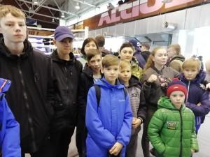 Спортивная выставка  CHEL FIT.
