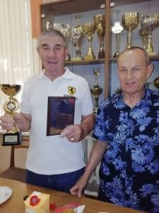 Поздравляем Владимира Сергеевича, С ЮБИЛЕЕМ!