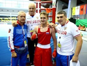 Шумков Всеволод- победитель первенства Европы среди юниоров 17-18 лет.