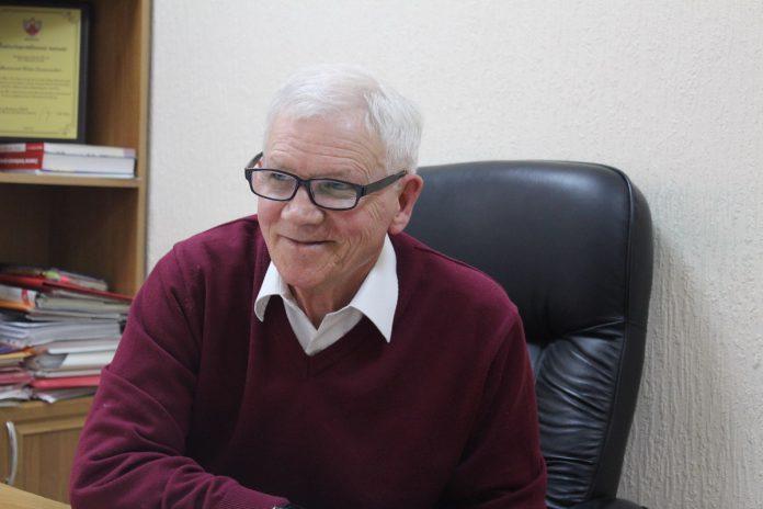 С днем рождения, Фёдор Салихович!